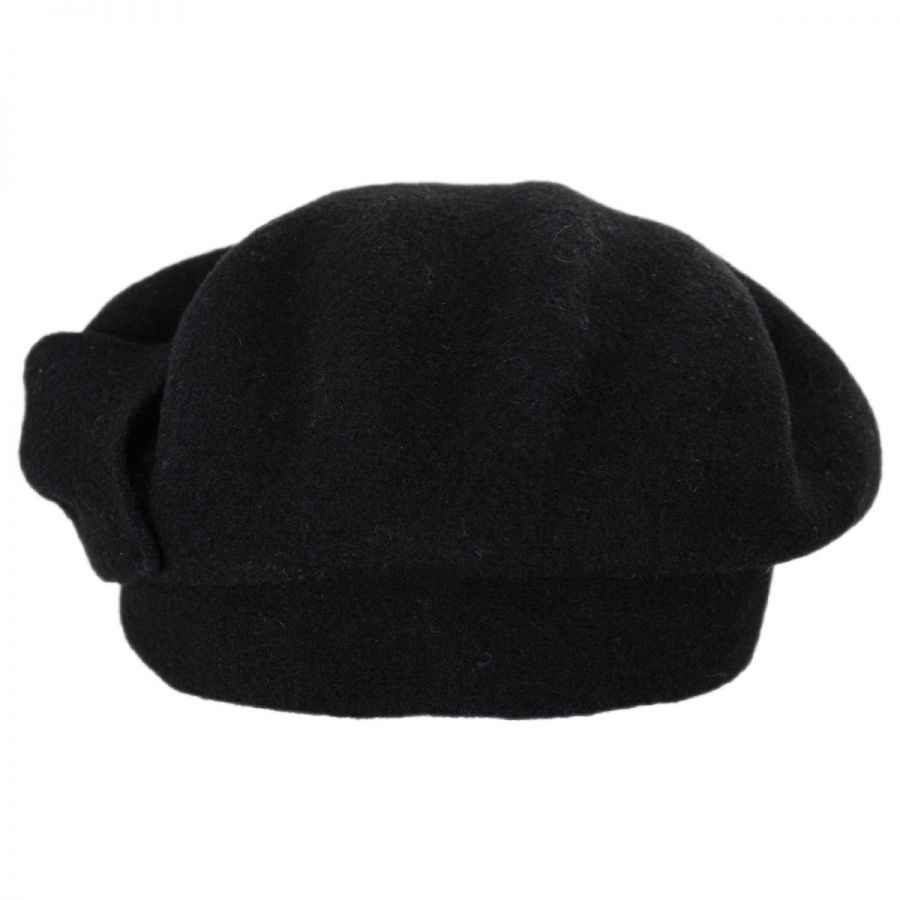 103f4e8d1 Coco Bow Wool Beret