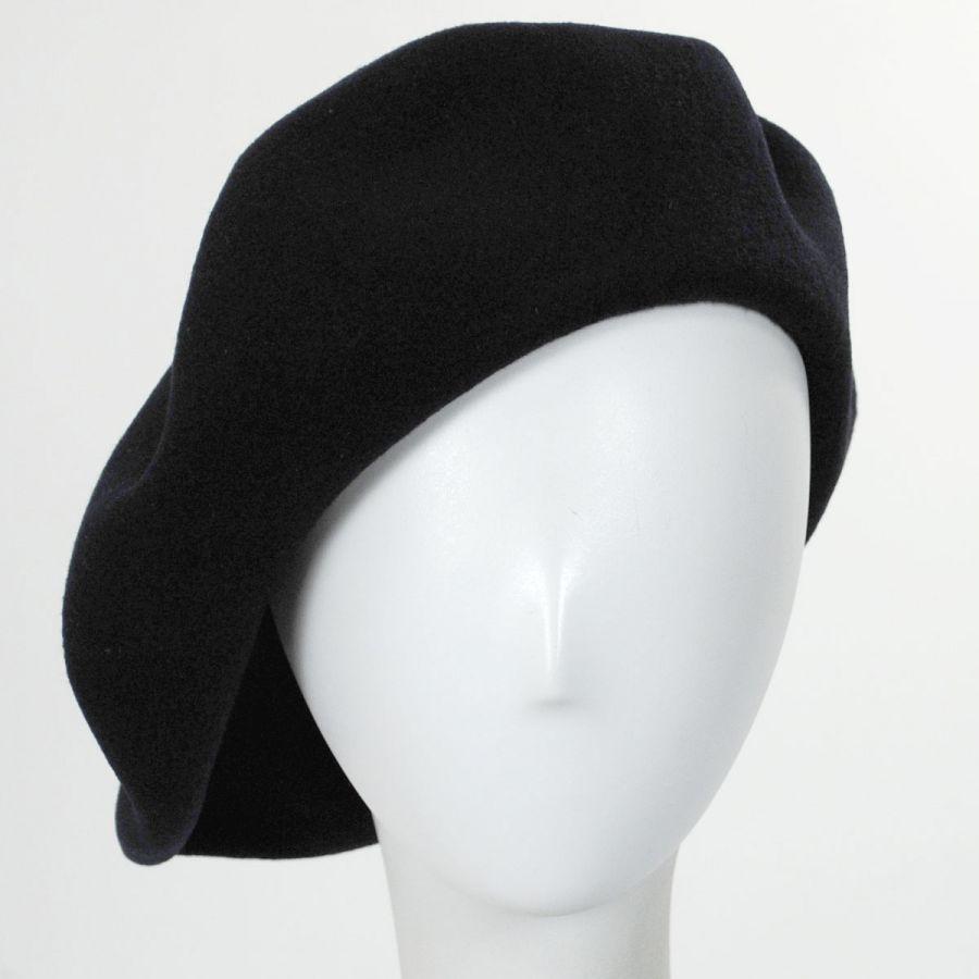 Laulhere Alpin Wool Beret Berets 4adfad03edae