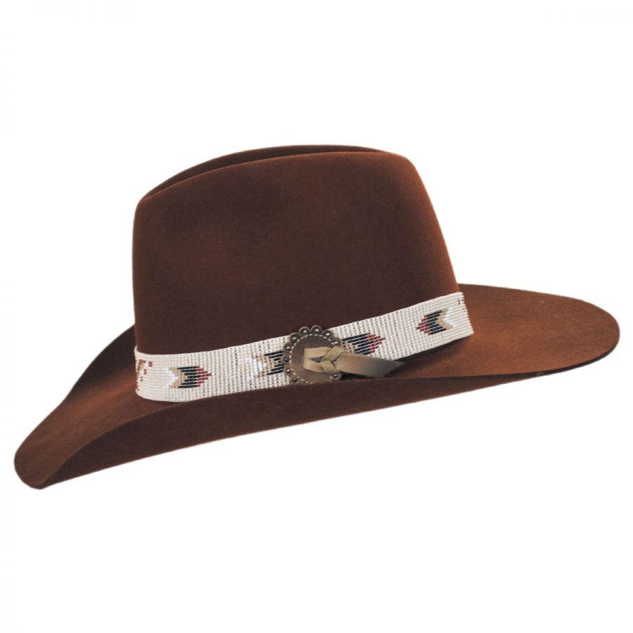 db756d7ffefe64 Rain Bird Wool Western Hat in · Rain Bird Wool Western Hat in · Charlie 1  Horse