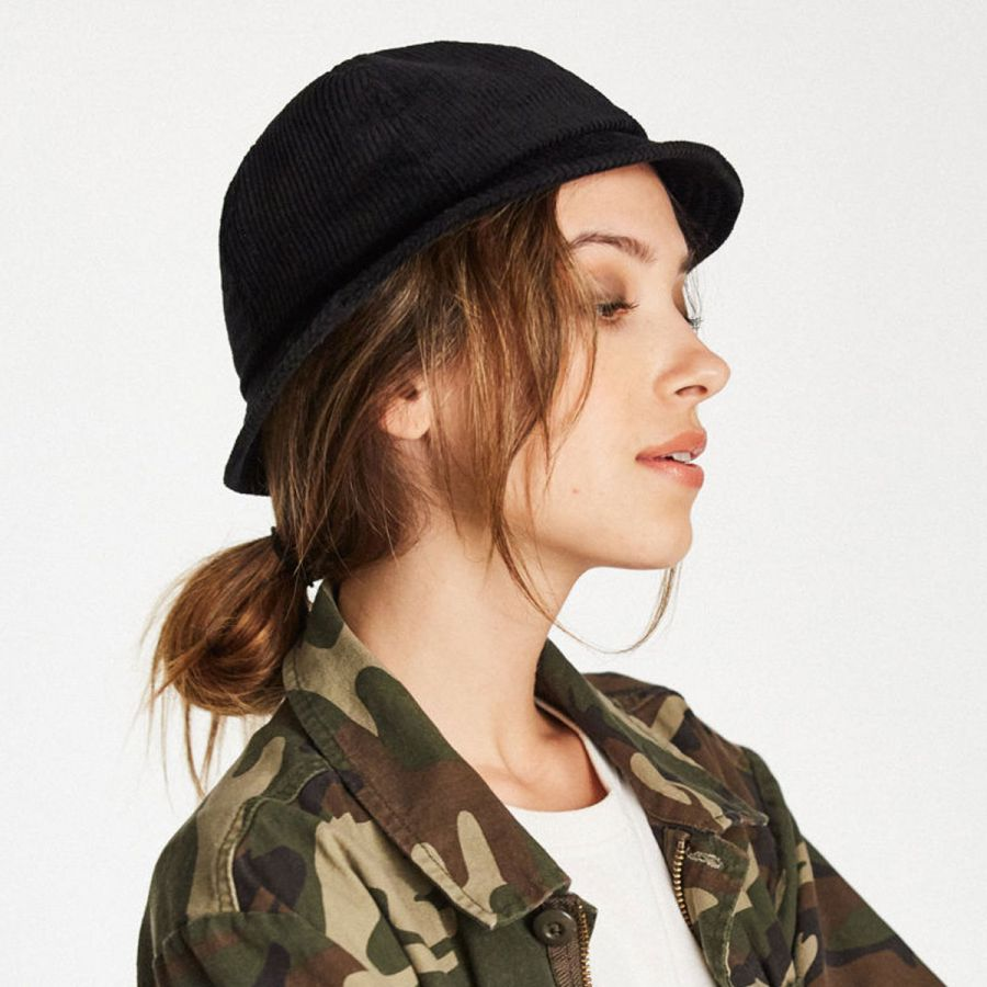 Brixton Hats Essex Corduroy Bucket Hat Bucket Hats f2a1e772268