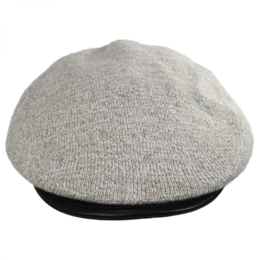 Stefeno Walter Knit Wool and Cashmere Ivy Cap Ivy Caps 56b5ec5373c