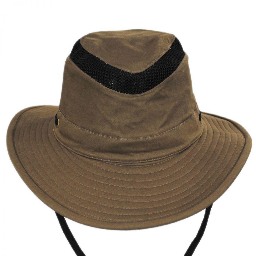 cddd3946d75b6 Tilley Endurables T4MO Hikers Hat Rain Hats