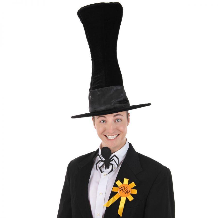 cd601e5935684 Disney The Nightmare Before Christmas Mayor Top Hat Top Hats