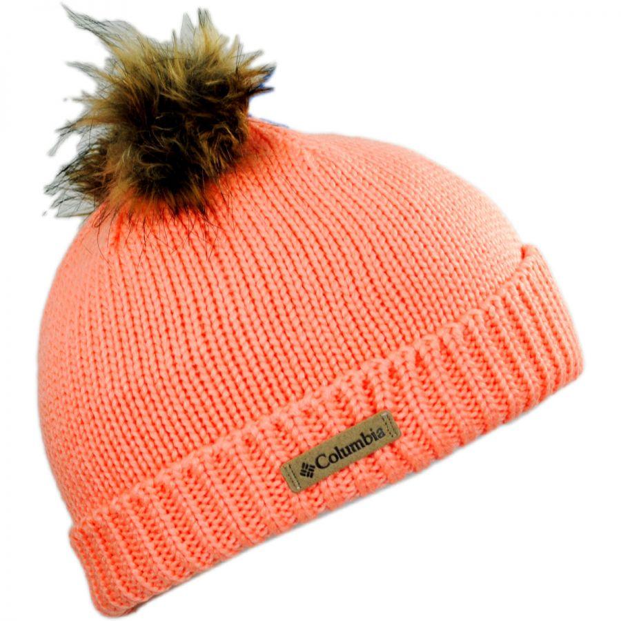 30fe5cb91d37e Columbia Sportswear Kids Snow Problem Beanie Hat Beanies