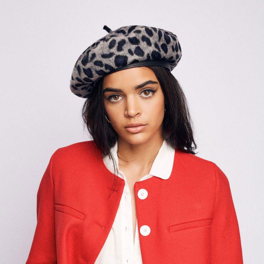 Brixton Hats Audrey II Wool Blend Beret Berets 9d6a4ab49d94