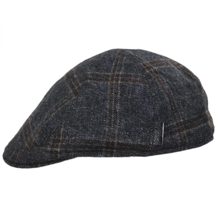 21bc90ede73 Wigens Caps Vitale Barberis Canonico Wool Silk Linen Duckbill Ivy ...