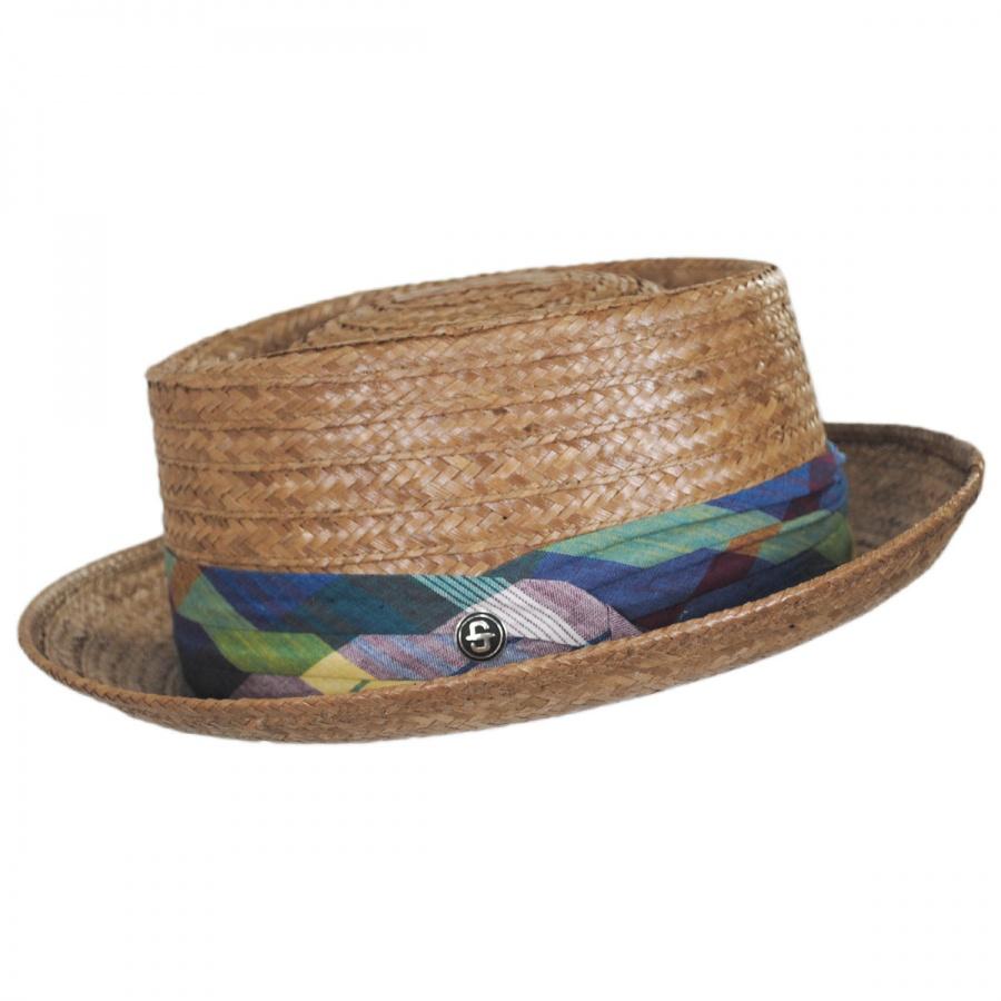 c9a4f21de1a3ae Stetson Madrigal Coconut Straw Pork Pie Hat Pork Pie Hats
