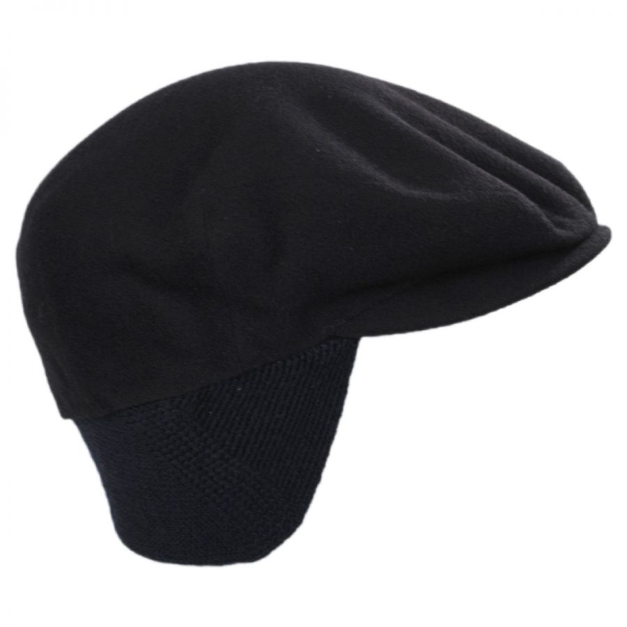 Borsalino Earflaps Cashmere Wool Ivy Cap Ivy Caps 3e891ebe75f