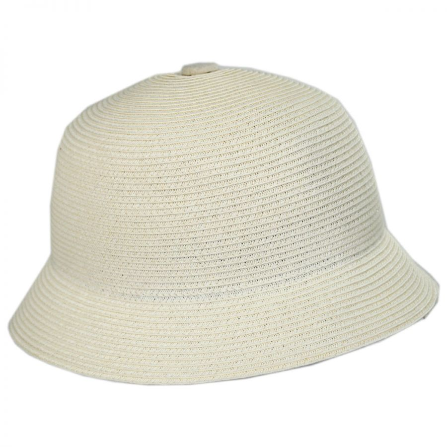 39d9aa89bac Brixton Hats Essex Toyo Straw Bucket Hat Bucket Hats