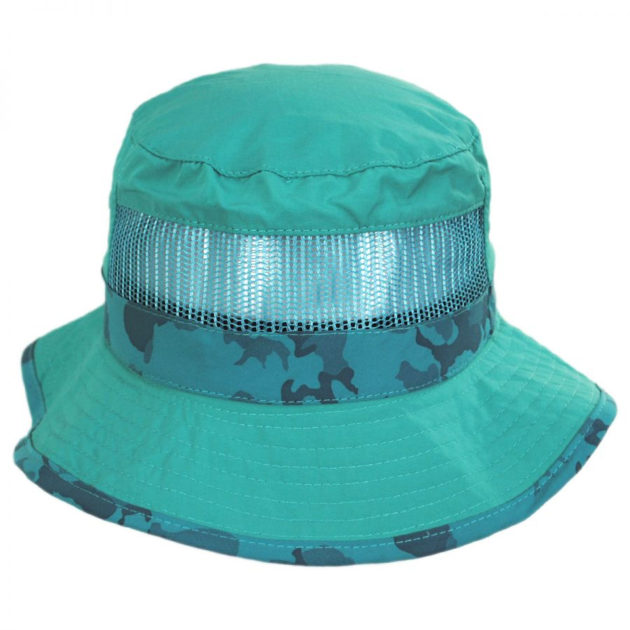 db0a4adc2144e Scala Sea Turtle Kids Bucket Hat View All
