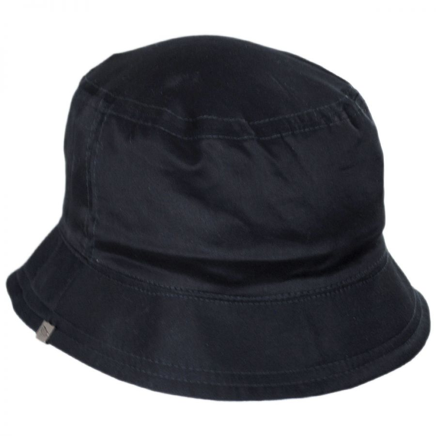 75c431968 Reversible Dyed Oxford Cotton Bucket Hat
