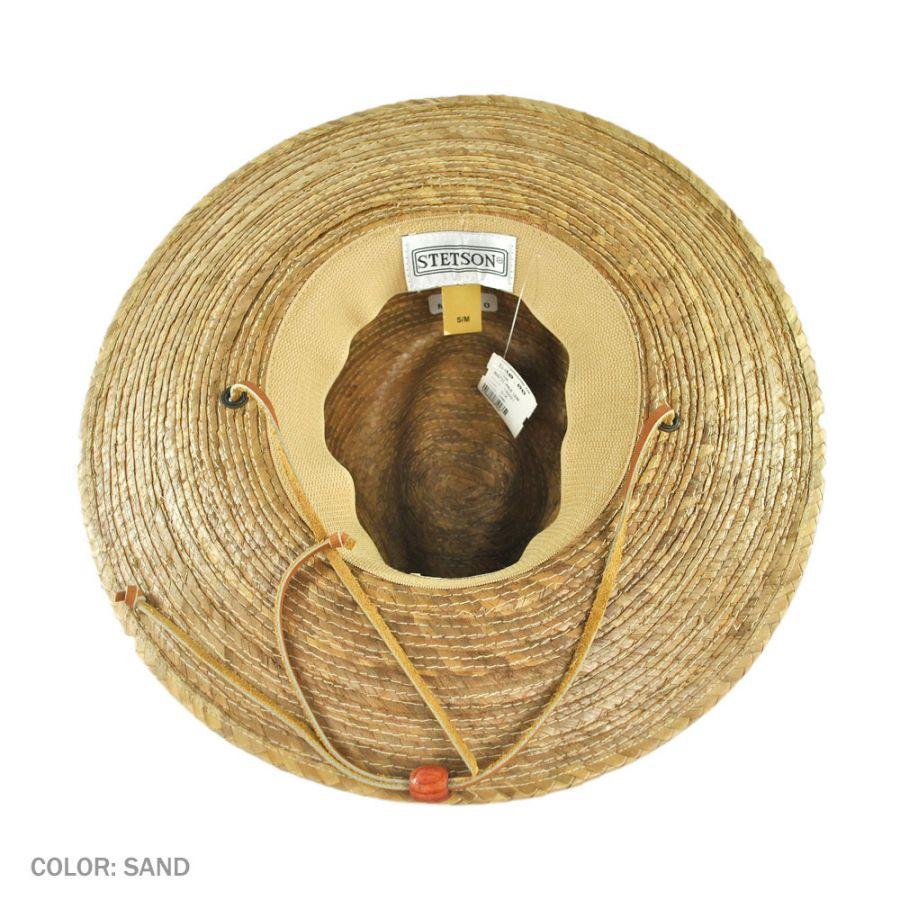 Stetson Rustic Palm Leaf Hat Western Hats d49e7123508