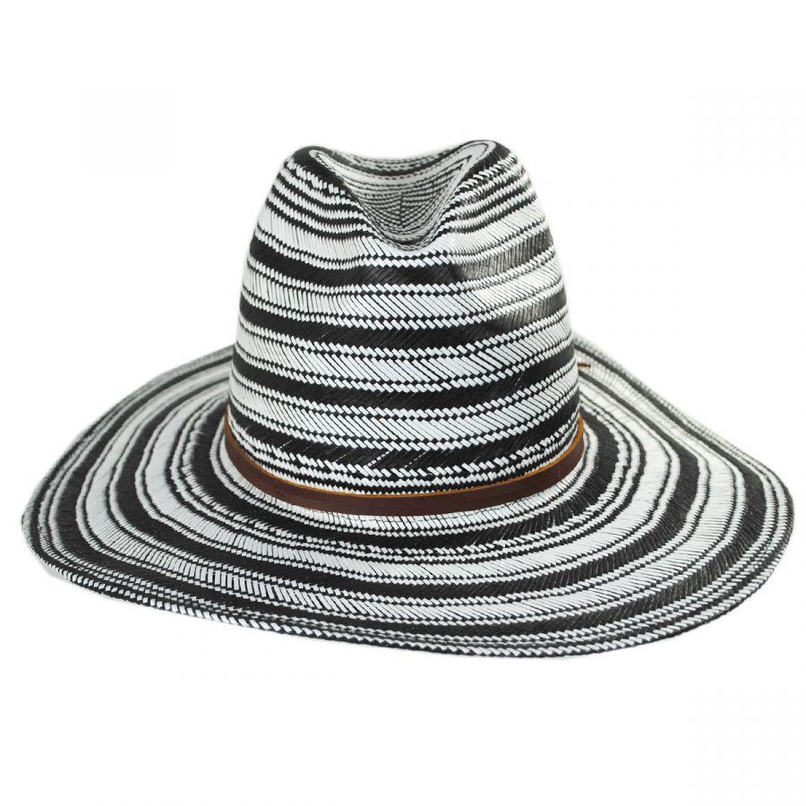 e322f328c Farewell Toyo Straw Fedora Hat