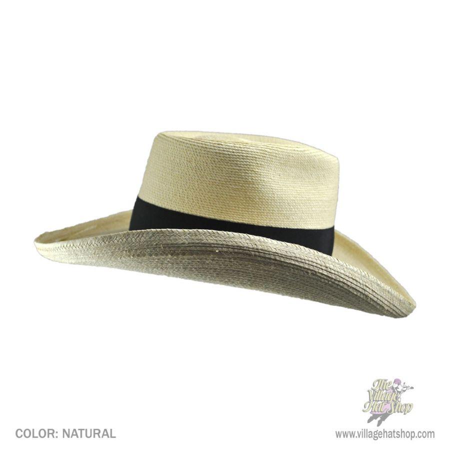 SunBody Hats Plantation Guatemalan Palm Leaf Straw Hat Straw Hats 9333fc3a7