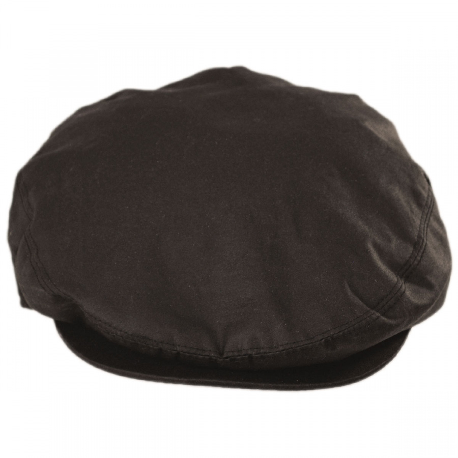 Jaxon Hats Waxed Cotton Ivy Cap Ivy Caps