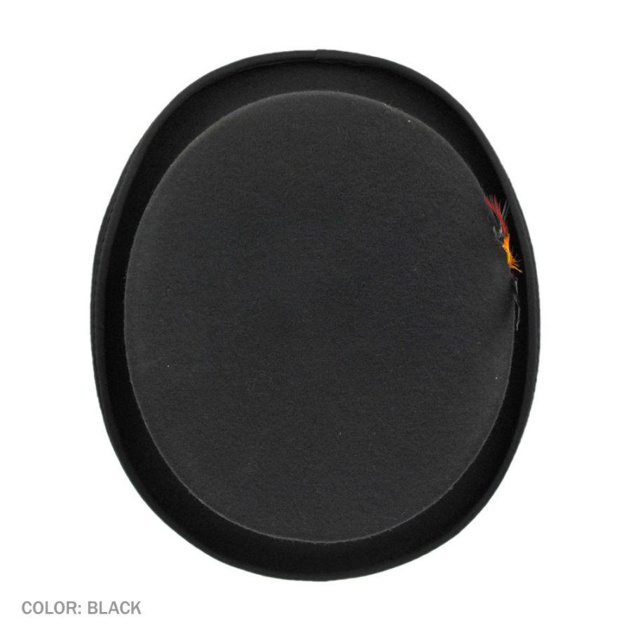 bfb6d68bed5f86 Jaxon Hats Deadman Wool Felt Top Hat Top Hats