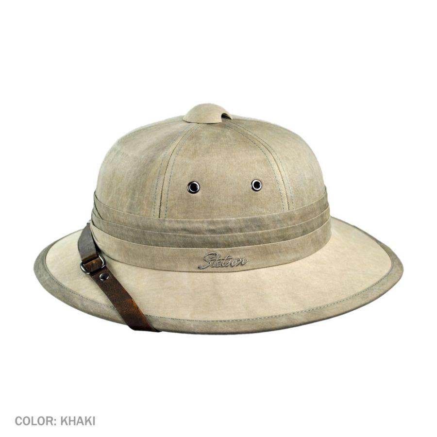 Stetson Pith Helmet Pith Helmets