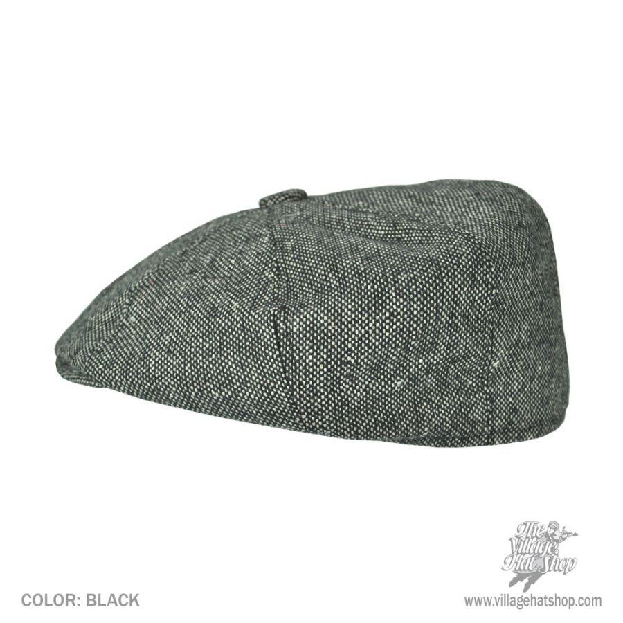 Jaxon Hats Marl Tweed Wool Blend Newsboy Cap Newsboy Caps dc30b69f7