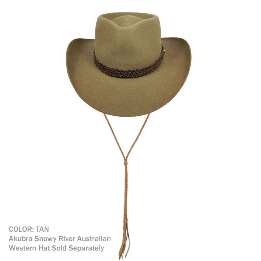 7f37915c25e52 Akubra Stampede String Chinstrap Western Hats