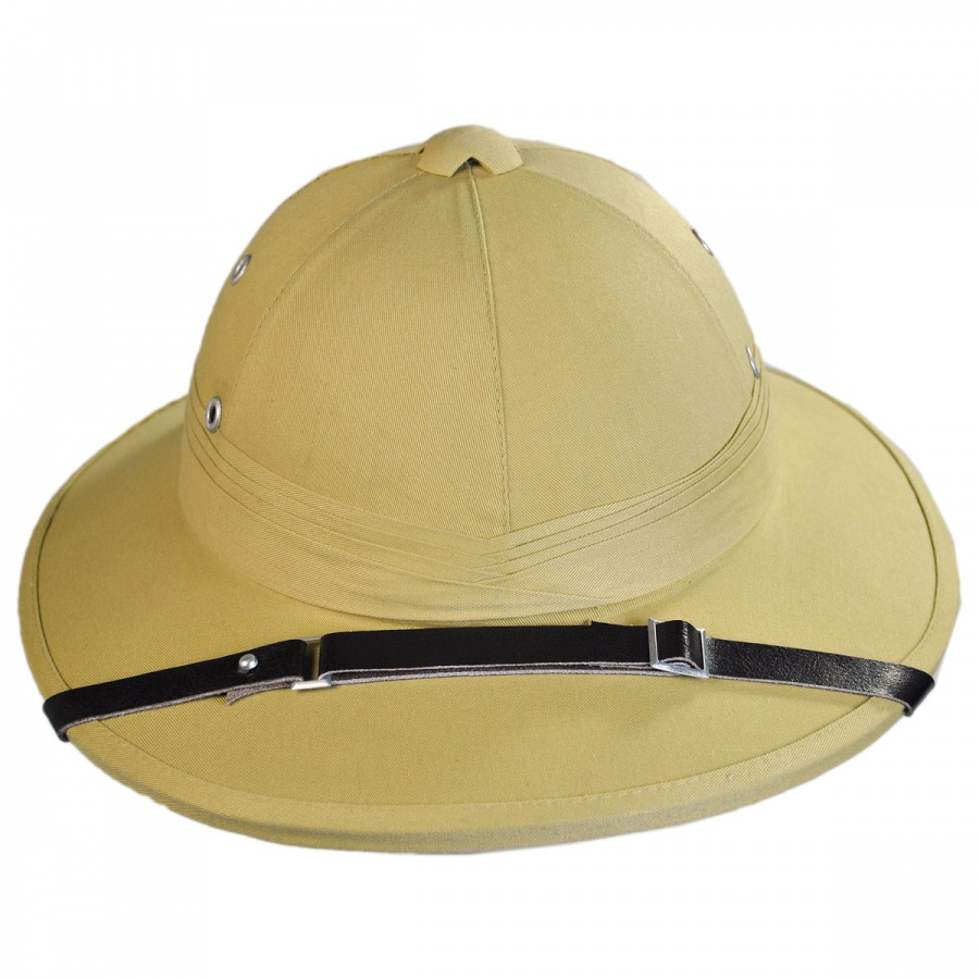 5bb47f0fa03 Village Hat Shop French Pith Helmet Pith Helmets