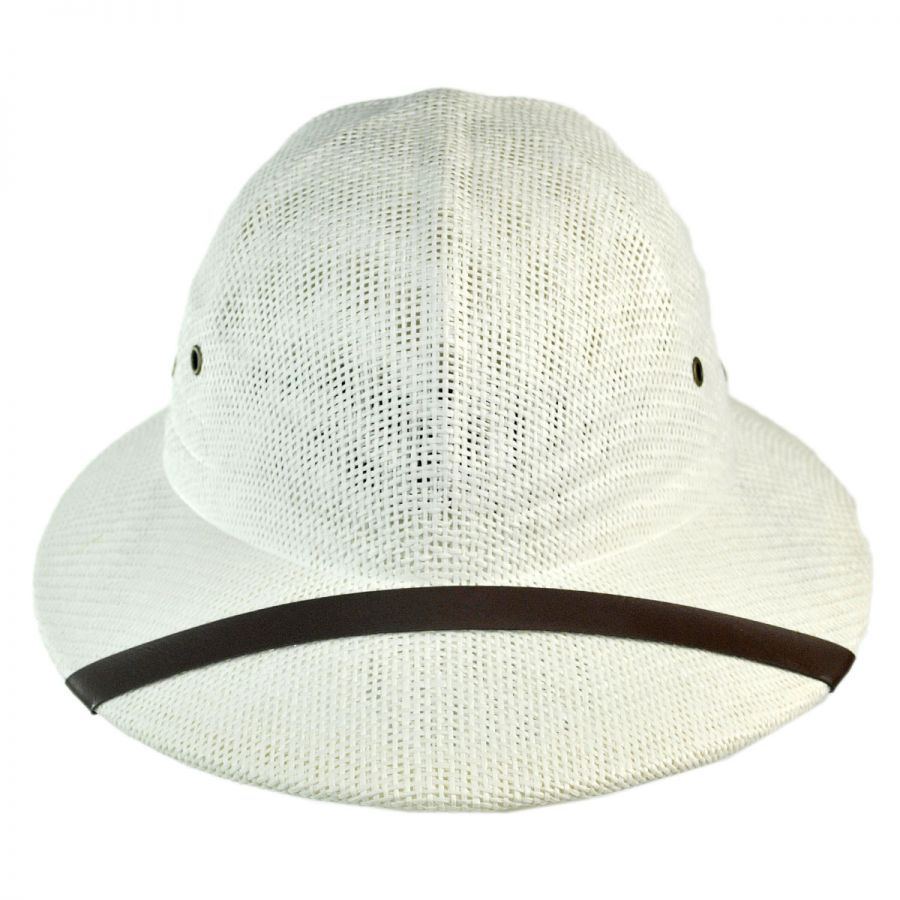 Village Hat Shop Toyo Straw Pith Helmet View All