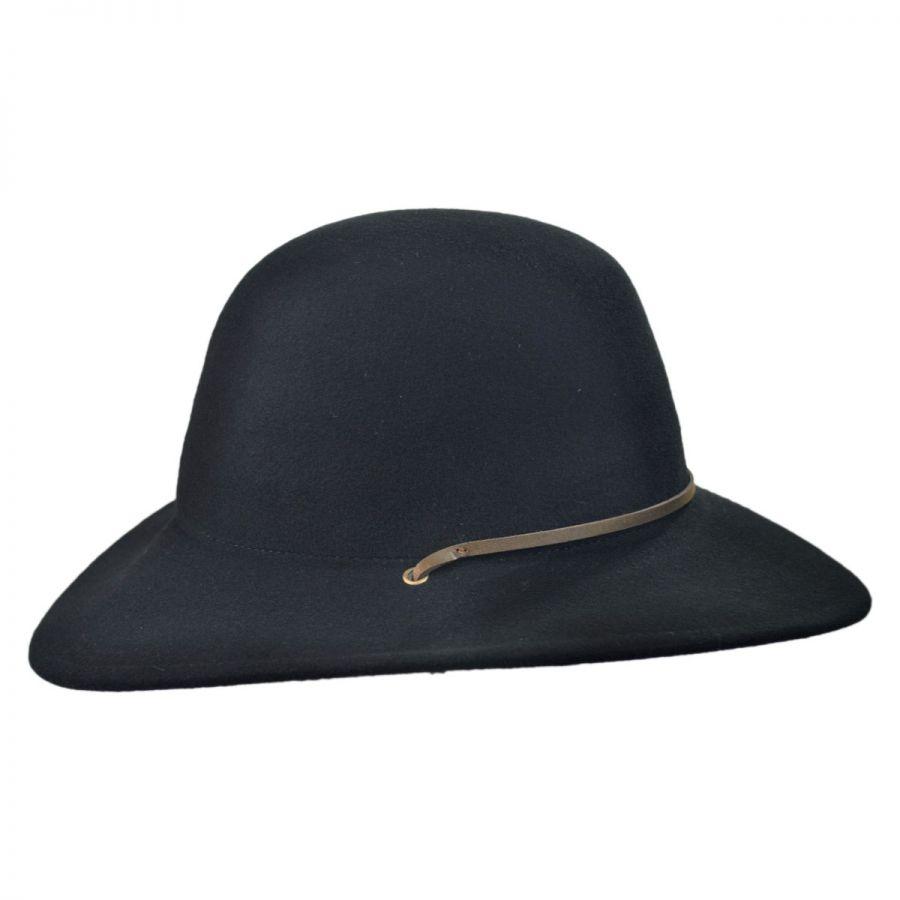Brixton Hats Tiller Packable Wool Felt Wide Brim Hat View All 83ca49c3d9bc