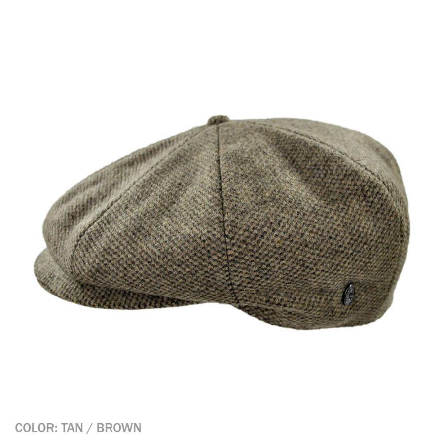 6d7a447d Jaxon Hats Gotham Wool Blend Newsboy Cap Newsboy Caps