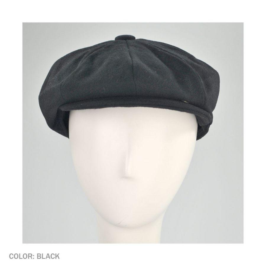 Jaxon Hats Harlem Wool Blend Newsboy Cap Newsboy Caps ed10d87fe