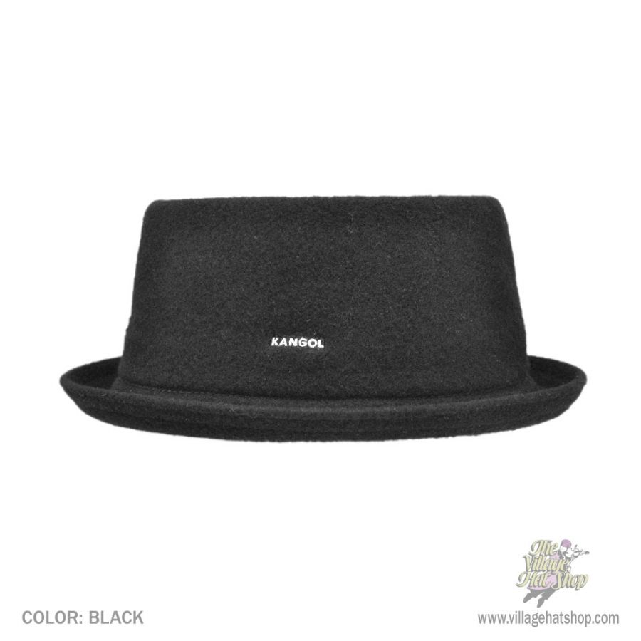 Kangol Wool Mowbray Pork Pie Hat Pork Pie Hats b31495fef3f