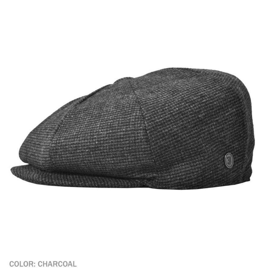 Jaxon Hats Union Wool Blend Newsboy Cap Newsboy Caps 10e024006c66