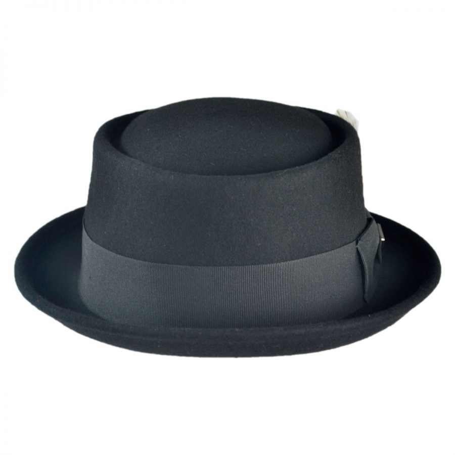 Jaxon Hats Wool Felt Pork Pie Hat Pork Pie Hats f0c29b09c4a