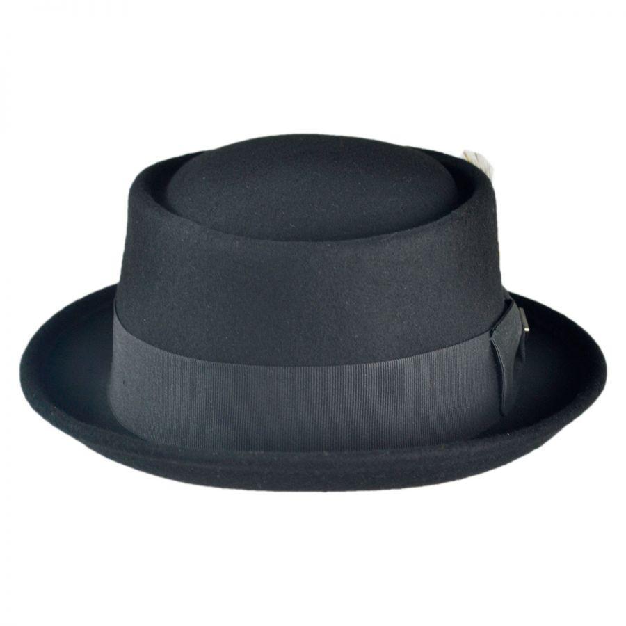 41e4f9deadf Jaxon Hats Wool Felt Pork Pie Hat Pork Pie Hats