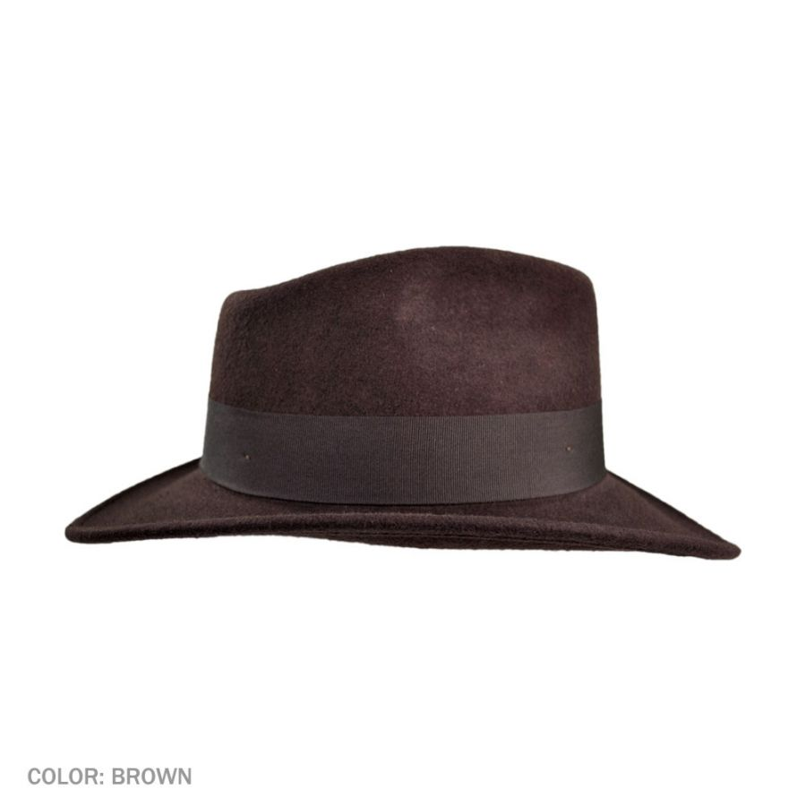 how to clean a fedora hat