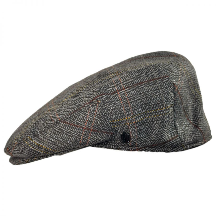 jaxon hats tweed wool blend ivy cap flat caps view all. Black Bedroom Furniture Sets. Home Design Ideas