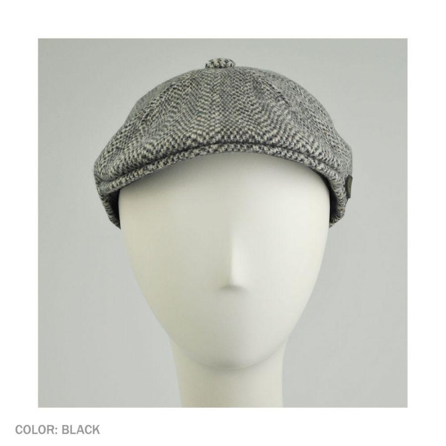 Kangol Herringbone Wool Blend 507 Ivy Cap Ivy Caps 65065f746d3