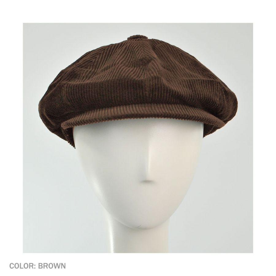 03fa4388f417cd Jaxon Hats Corduroy Spitfire Cap Newsboy Caps