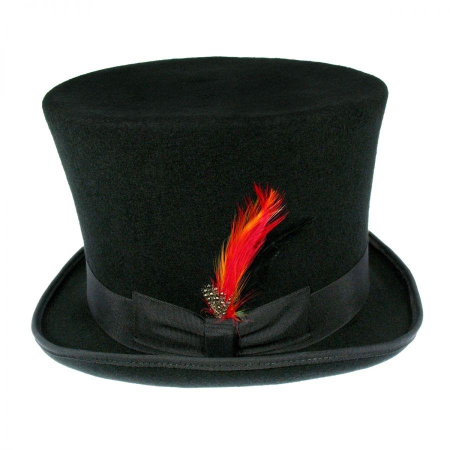 Black Top Hats 24