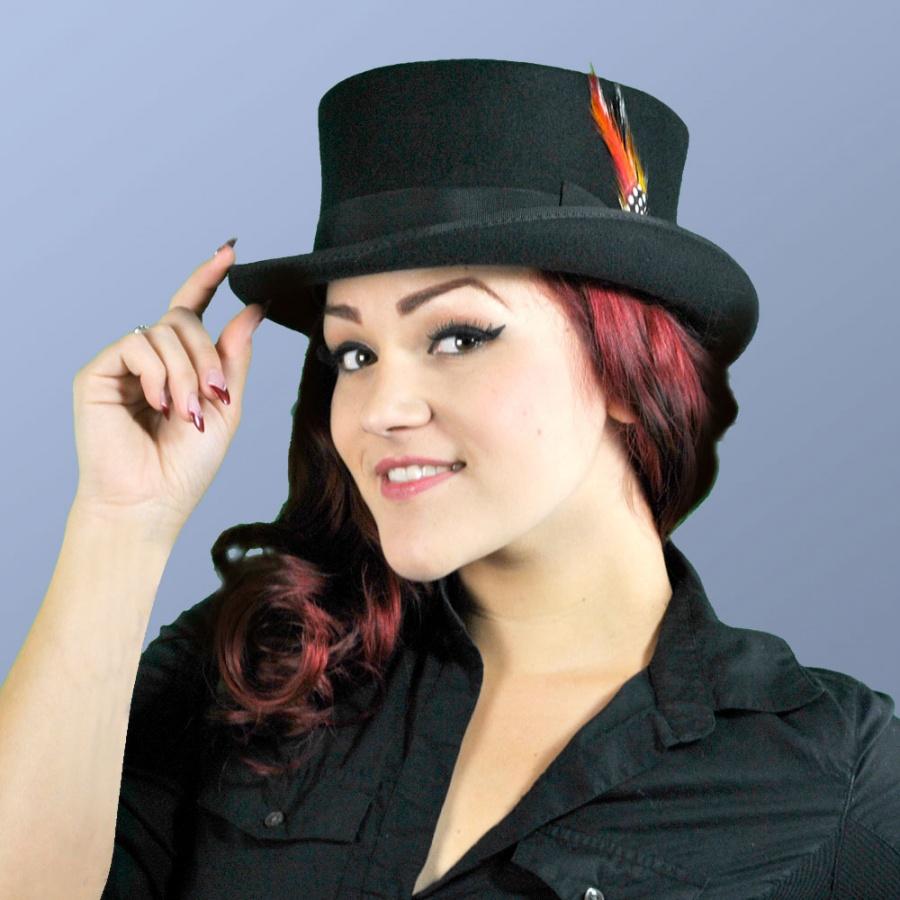 f4a7adc8f10 B2B Jaxon Deadman Top Hat in Alternate View