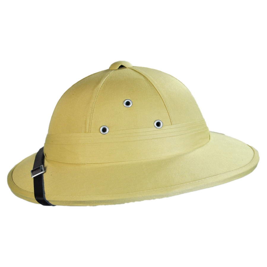 Village Hat Shop French Pith Helmet - Big Head Version Pith Helmets 958075b0d8
