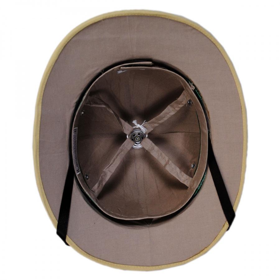 Village Hat Shop French Pith Helmet - Big Head Version Pith Helmets 8b2c08ba4e8