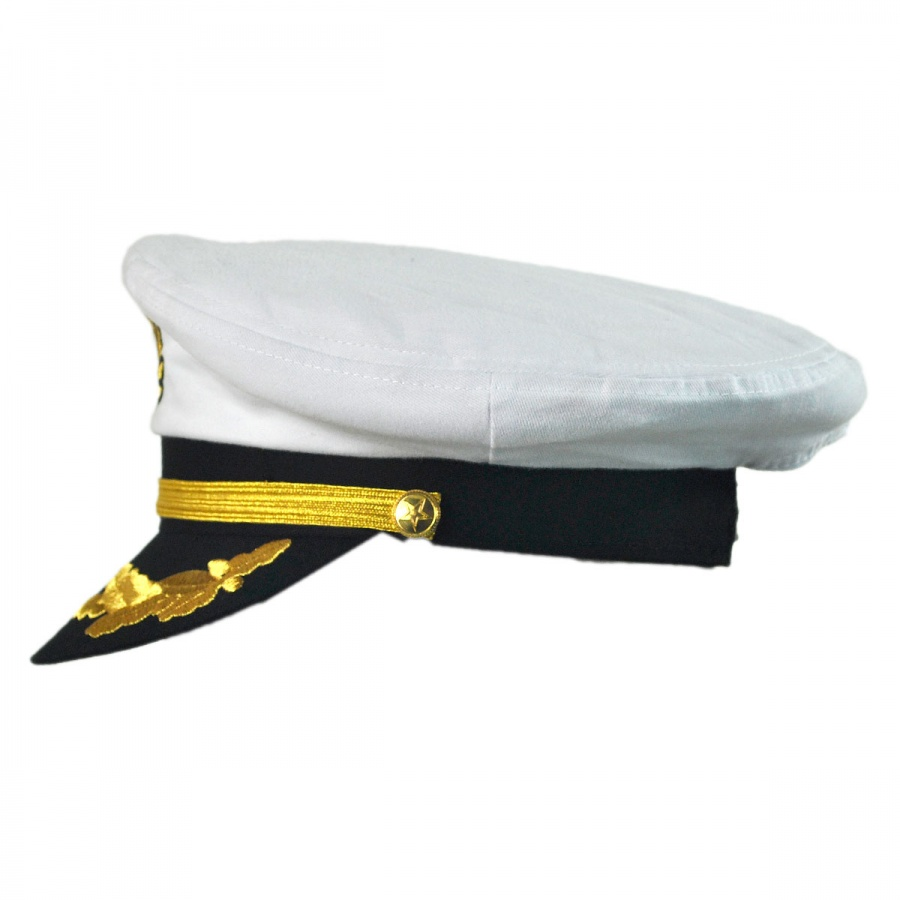 6f2886e1fd1 Village Hat Shop Deluxe Adjustable Yacht Cap Novelty Hats - View All