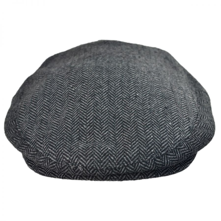 3fe0d4c9535 Brixton Hats Hooligan Herringbone Wool Blend Ivy Cap Ivy Caps