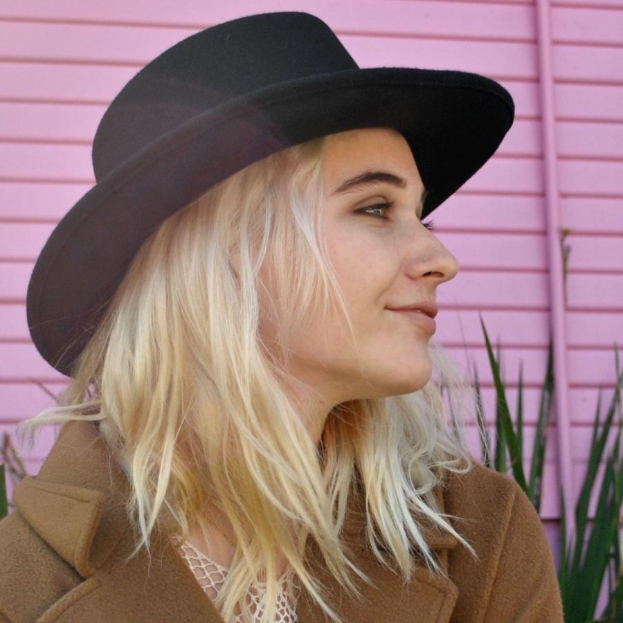 Jaxon Hats Crushable Wool Felt Gambler Hat All Fedoras f818fa41320e