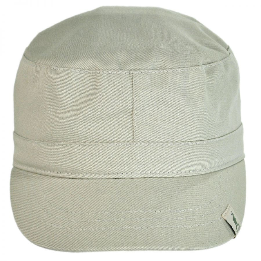 b327a5ce Cotton Adjustable Army Cap in Alternate View
