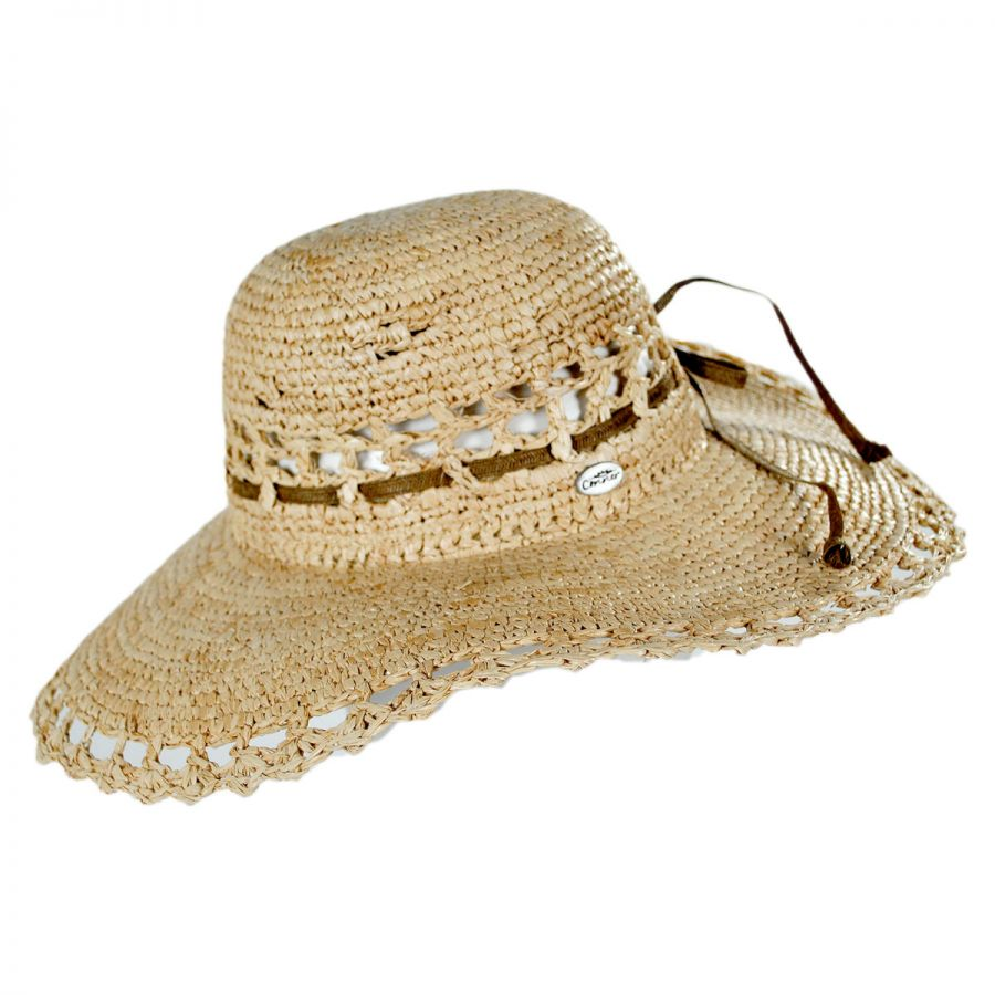 conner amy summer womens raffia hat casual hats