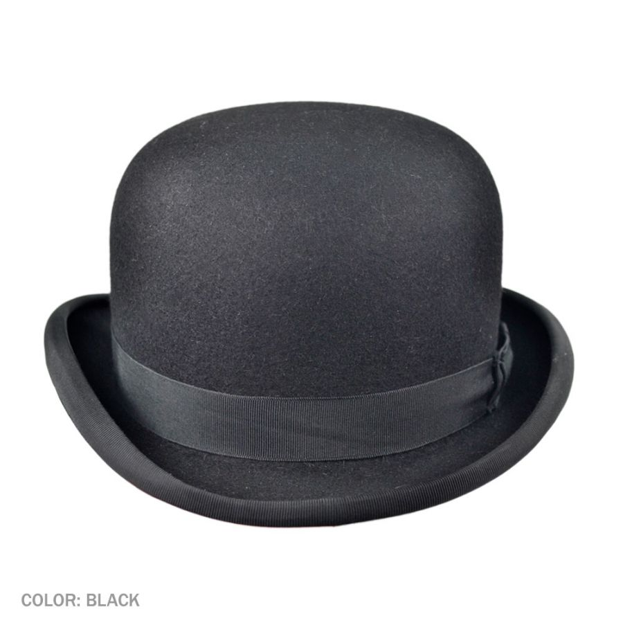 Product Features The black bowler hat is the perfect accessory to your Charlie Chaplin.