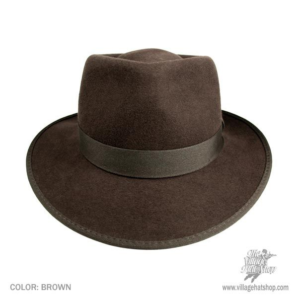Indiana Jones Hat Indiana Jones Kids Crushable