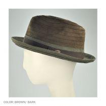 of Hollywood Evander Braid Fedora Hat
