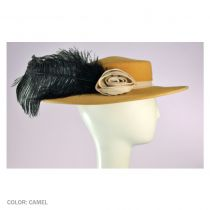 Heritage Collection 1890s Boater Hat