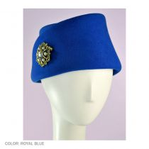 Heritage Collection 1910s Toque Hat